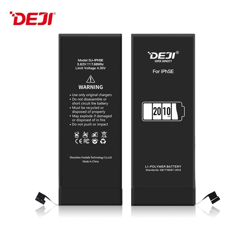 2010mAh 100% Ultra-high Capacity Mobile Replacement Battery For Iphone5SE