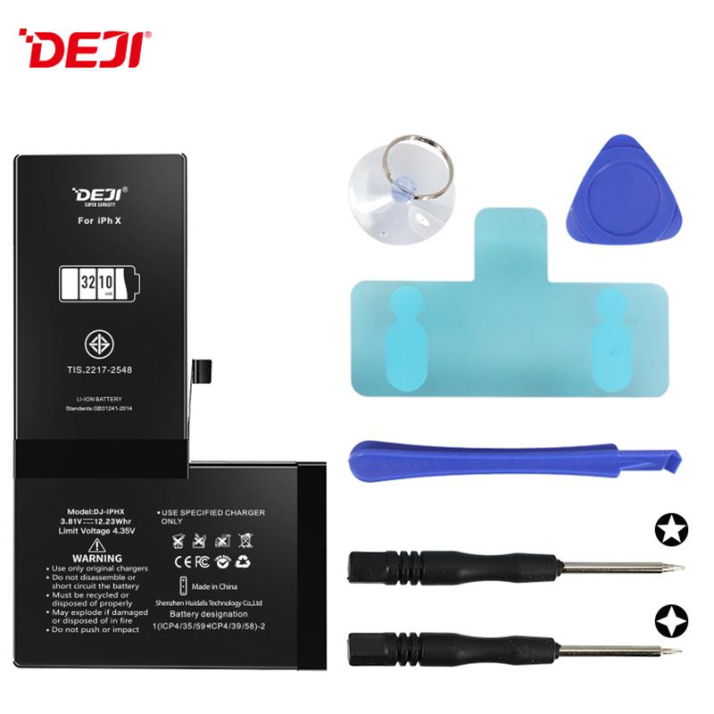 3210mah High Capacity IphoneX Battery