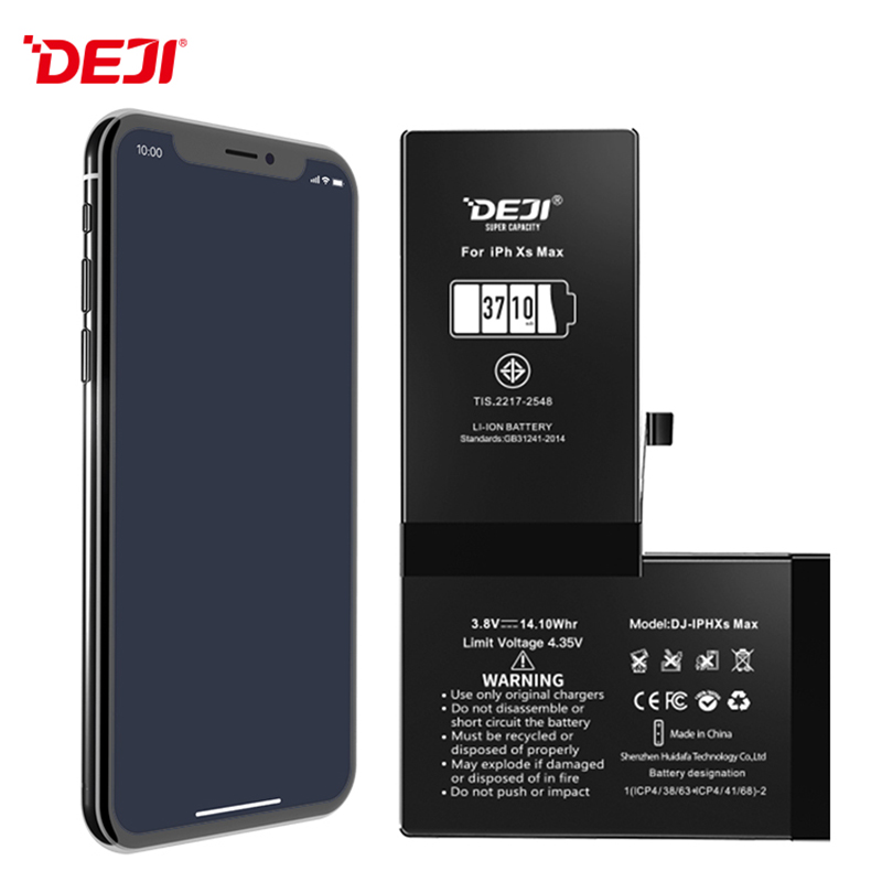100% Life High Capacity 3710mAh Mobile Phone Battery For Wholesale Iphone XS Max