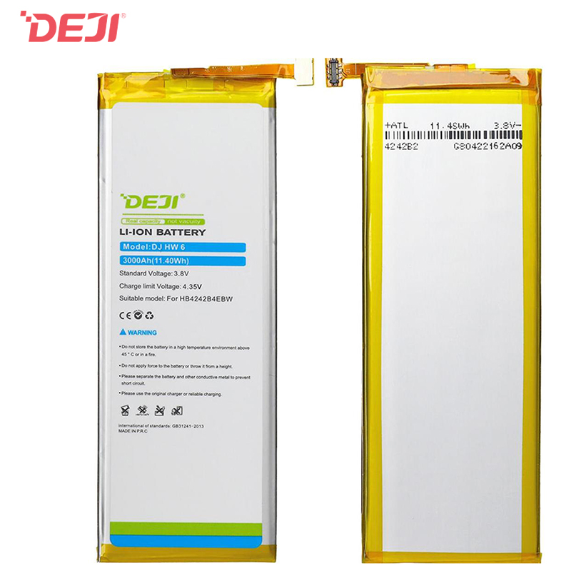 HB4242B4EBW Huawei Battery (3000 mAh) For Wholesale Honor 4X Honor 6 Honor 7i