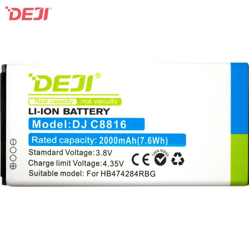DEJI-Huawei Battery HB474284RBC (2000 mAh) For Wholesale Honor 3C Lite Y5 Y560