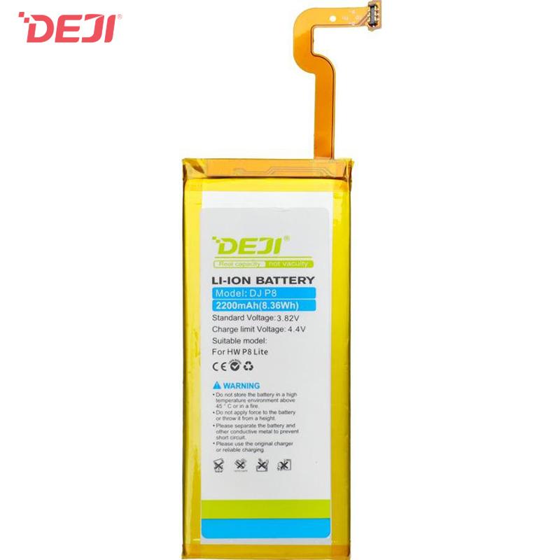Battery DEJI-Huawei HB3742A0EZC + (2200 mAh) for Wholesale P8 Phone Battery