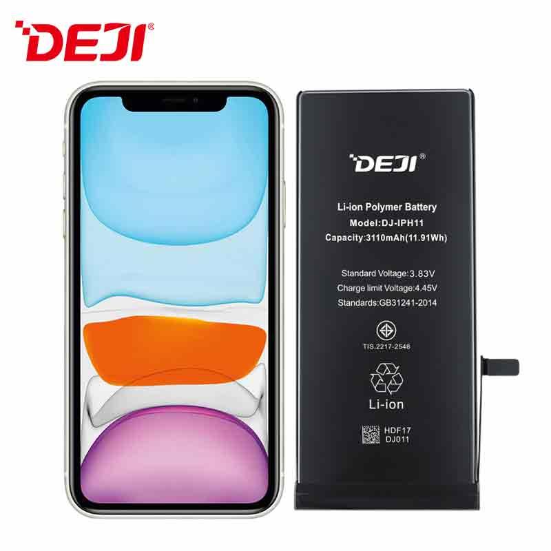 New 3.83V Iphone11 3110mah Original Capacity OEM Mobile Phone Battery Wholesale