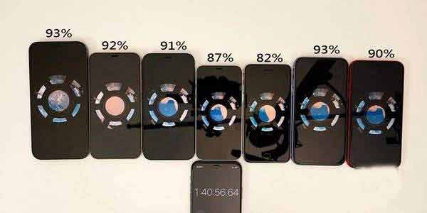 Which IPhone Has The Longest Battery Life-Ranking IPhone Battery Life In 2021