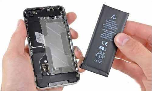 Detailed Graphic Tutorial On How To Replace Iphone4/4s Battery