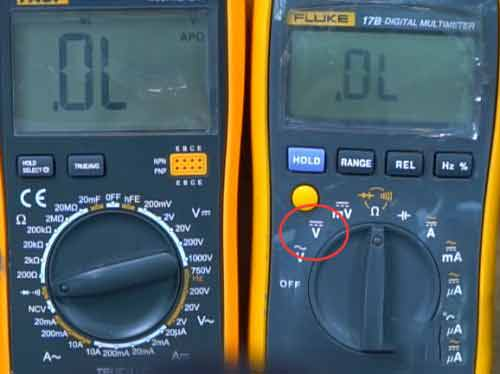 How To Use A Multimeter To Test The Battery Voltage Of A Mobile Phone