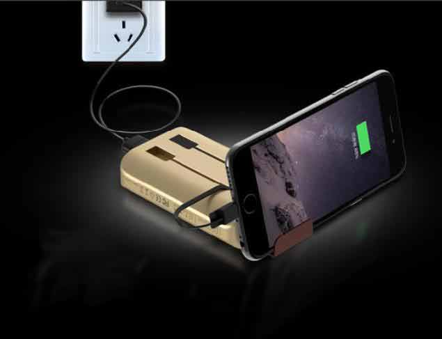 How To Use The Mobile Power Bank Charger