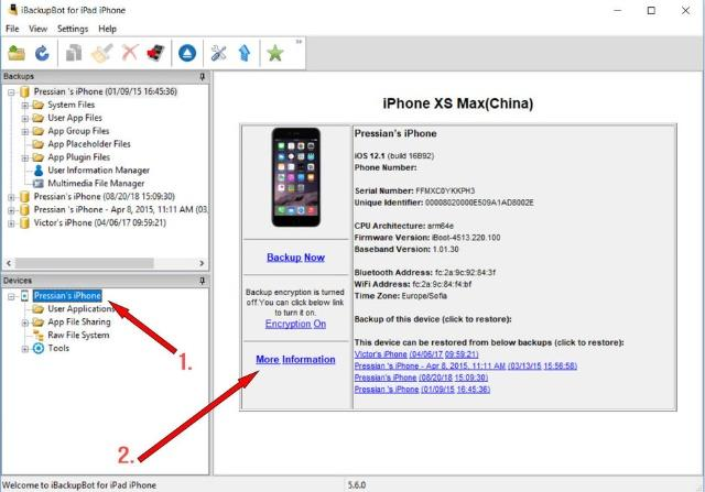 How To Check The Battery Cycle Number Of IPhone Battery