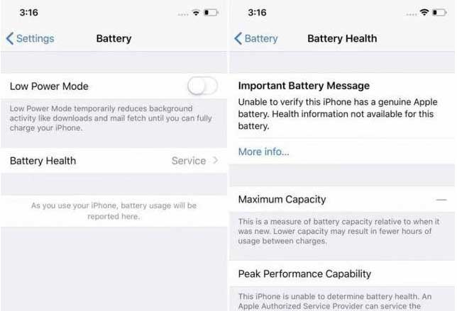 What Is The Reason For IOS 13 To Block The IPhone's Third-Party Battery