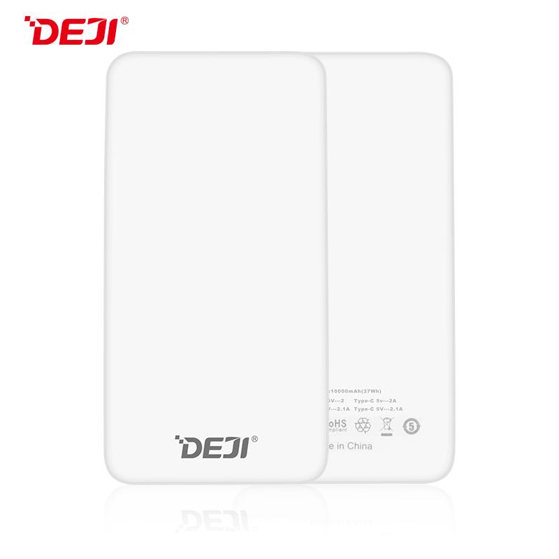 DJ-303 10000mah DEJI Brand Made In China Power Bank Manufacturer